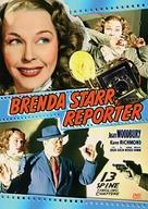Brenda Starr, Reporter - DVD cover (xs thumbnail)