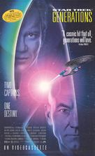 Star Trek: Generations - Video release movie poster (xs thumbnail)
