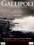 Gallipoli - French poster (xs thumbnail)