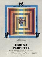 Cadena perpetua - Mexican Movie Poster (xs thumbnail)