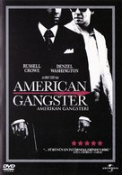 American Gangster - Turkish Movie Cover (xs thumbnail)
