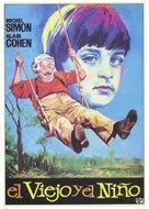 Le vieil homme et l'enfant - Spanish Movie Poster (xs thumbnail)