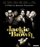 Jackie Brown - Blu-Ray movie cover (xs thumbnail)