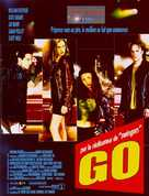 Go - French Movie Poster (xs thumbnail)