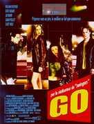 Go - French Movie Poster (xs thumbnail)