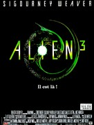 Alien 3 - French Movie Poster (xs thumbnail)