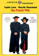 The Priest's Wife - Movie Cover (xs thumbnail)