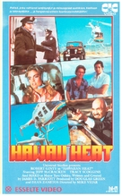 """""""Hawaiian Heat"""" - Finnish VHS movie cover (xs thumbnail)"""