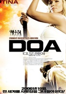 Dead Or Alive - South Korean Advance poster (xs thumbnail)