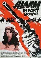 Tomahawk Trail - German Movie Poster (xs thumbnail)