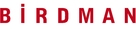 Birdman - Logo (xs thumbnail)