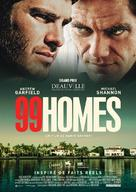 99 Homes - French Movie Poster (xs thumbnail)