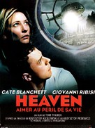 Heaven - French Movie Poster (xs thumbnail)