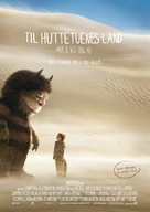 Where the Wild Things Are - Norwegian Movie Poster (xs thumbnail)