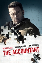 The Accountant - Movie Cover (xs thumbnail)