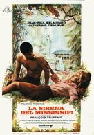 La sirène du Mississipi - Spanish Movie Poster (xs thumbnail)