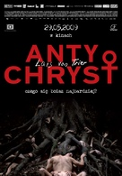 Antichrist - Polish Movie Poster (xs thumbnail)