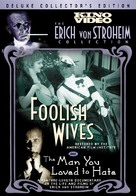 Foolish Wives - Movie Cover (xs thumbnail)