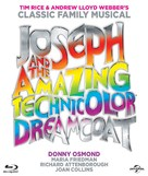 Joseph and the Amazing Technicolor Dreamcoat - Blu-Ray cover (xs thumbnail)