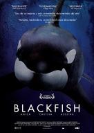 Blackfish - Spanish Movie Poster (xs thumbnail)