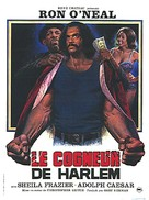 The Hitter - French Movie Poster (xs thumbnail)