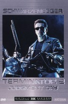 Terminator 2: Judgment Day - DVD movie cover (xs thumbnail)
