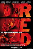 RED - Malaysian Movie Poster (xs thumbnail)