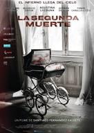 La segunda muerte - Argentinian Movie Poster (xs thumbnail)