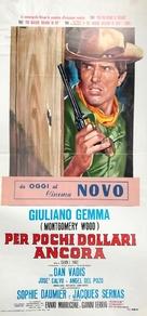 Per pochi dollari ancora - Italian Movie Poster (xs thumbnail)