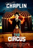 The Circus - Swedish Movie Poster (xs thumbnail)