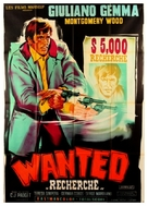 Wanted - French Movie Poster (xs thumbnail)
