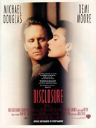 Disclosure - Movie Poster (xs thumbnail)