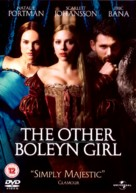 The Other Boleyn Girl - British Movie Cover (xs thumbnail)