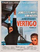 Vertigo - Indian Movie Poster (xs thumbnail)