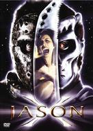 Jason X - Croatian Movie Cover (xs thumbnail)