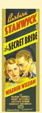 The Secret Bride - Movie Poster (xs thumbnail)
