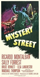 Mystery Street - Movie Poster (xs thumbnail)