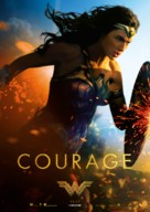 Wonder Woman - German Movie Poster (xs thumbnail)
