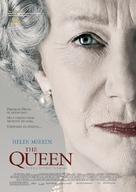 The Queen - Danish Theatrical poster (xs thumbnail)
