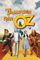 The Wizard of Oz - Swedish DVD movie cover (xs thumbnail)