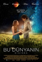 The Space Between Us - Turkish Movie Poster (xs thumbnail)