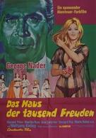 La casa de las mil muñecas - German Movie Poster (xs thumbnail)