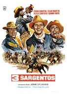 Sergeants 3 - Spanish Movie Poster (xs thumbnail)