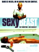 Sexy Beast - French Movie Poster (xs thumbnail)