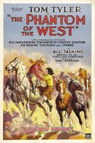 The Phantom of the West - Movie Poster (xs thumbnail)