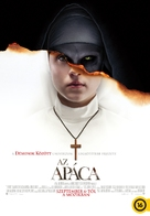 The Nun - Hungarian Movie Poster (xs thumbnail)