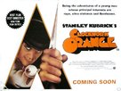 A Clockwork Orange - British Re-release movie poster (xs thumbnail)