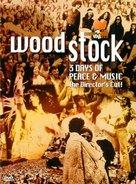 Woodstock - DVD cover (xs thumbnail)