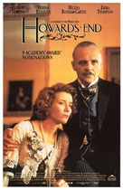 Howards End - Canadian Movie Poster (xs thumbnail)