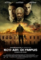 Olympus Has Fallen - Turkish Movie Poster (xs thumbnail)